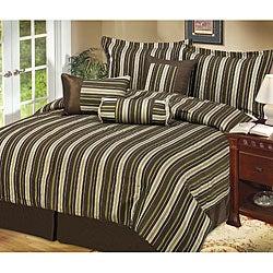 Classic Stripe Throw Pillow Set (Set of 3)