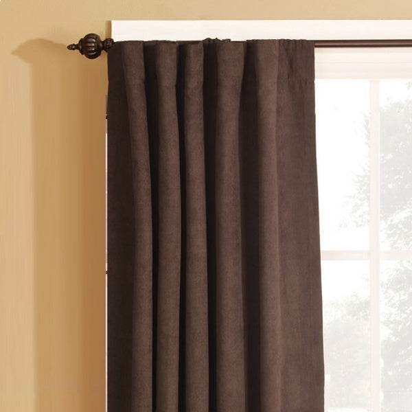 Smooth Suedette Window Panel (56 x 84 inches)