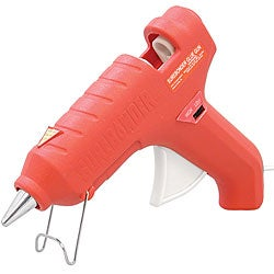 Dual-temp Pink Adhesive Temperature-verstile Glue Gun (All Surfaces)