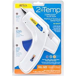 Ad-Tech 2-Temp Cordless Glue Gun