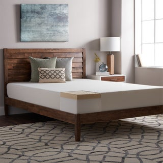 Select Luxury E.C.O. All Natural Latex Medium Firm 10-inch Full-size Hybrid Mattress