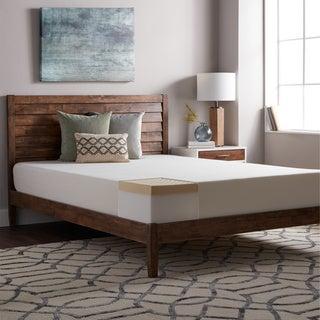 Select Luxury E.C.O. All Natural Latex Medium Firm 10-inch California King-size Hybrid Mattress
