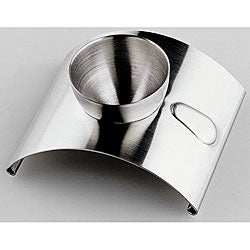 Stainless Steel Arched Egg Cup