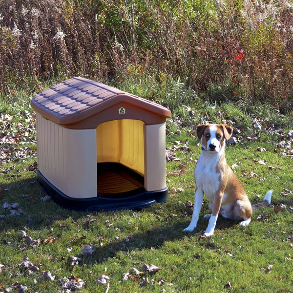 Tuff-N-Rugged Large All Weather Double Insulated Dog House