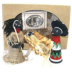 South African Nativity Set (South Africa)