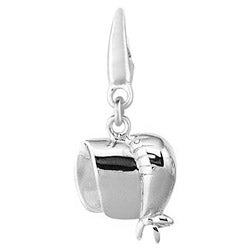Sterling Silver Bonnet Charm
