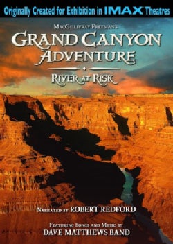 Grand Canyon Adventure/River At Risk (DVD)
