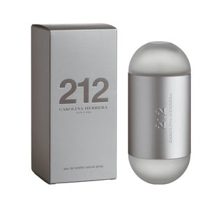 212 Women by Carolina Herrera 2.0-ounce Eau de Toilette Spray