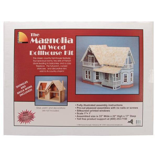 Magnolia Dollhouse Kit