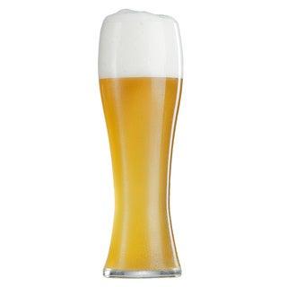 Spiegelau Beer Classics Stemmed Wheat Beer Glassware (Set of 4)