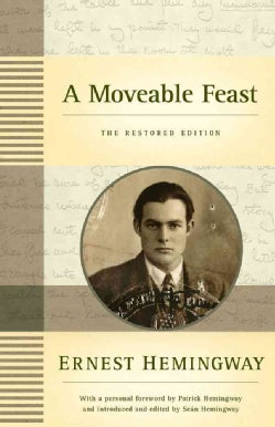 A Moveable Feast: The Restored Edition (Hardcover)