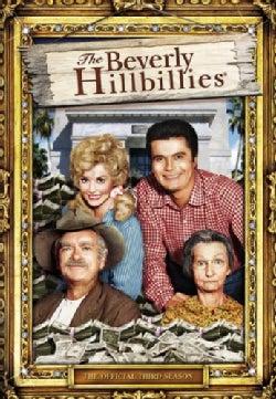 The Beverly Hillbillies: The Official Third Season (DVD)