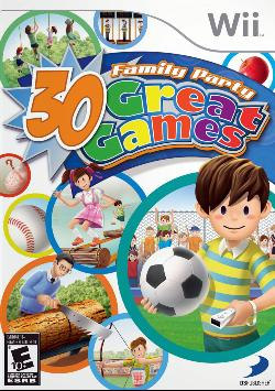 Wii - Family Party: 30 Great Games