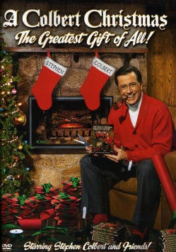 A Colbert Christmas: The Greatest Gift Of All (DVD)