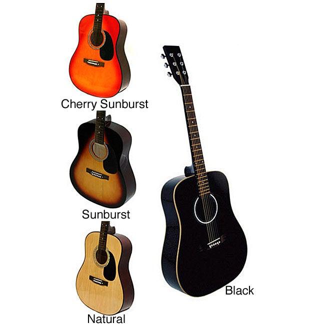 Dreadnaught 41-inch Acoustic Guitar