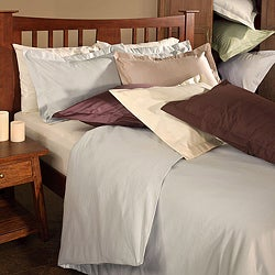Egyptian Cotton Sateen 1200 Thread Count Sheet Set