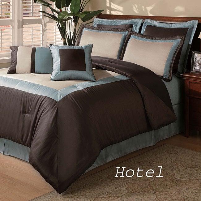 Hotel 8-piece Comforter Set