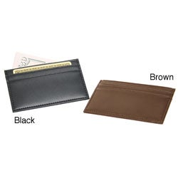 Royce Leather Card Holder