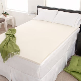 Dream Form Eco-Friendly 2-inch Memory Foam Mattress Topper