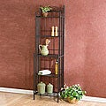 Upton Home Metal Grey Baker's Rack