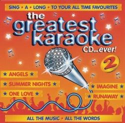 Various - Greatest Karaoke Cd Ever Vol. 1