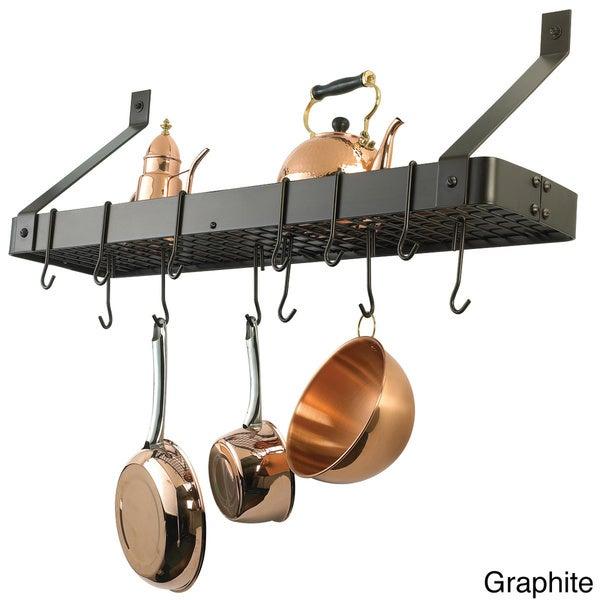 Steel Bookshelf-style Kitchen Rack