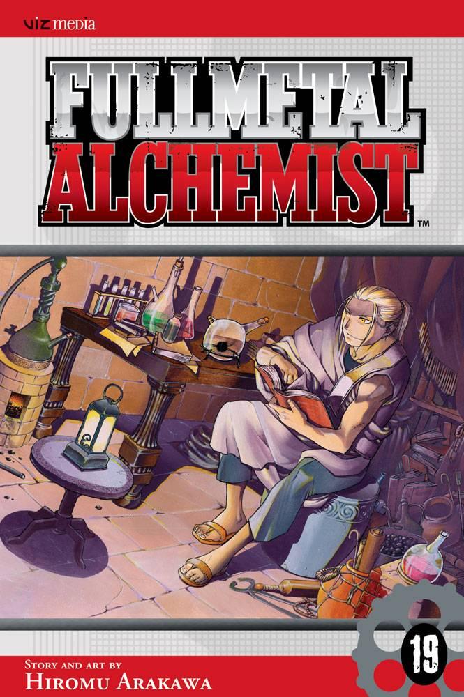 Fullmetal Alchemist 19 (Paperback)