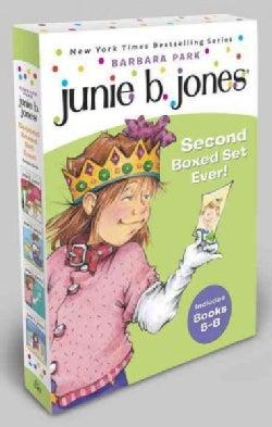 Junie B. Jones's Second Boxed Set Ever!: Books 5-8 (Paperback)