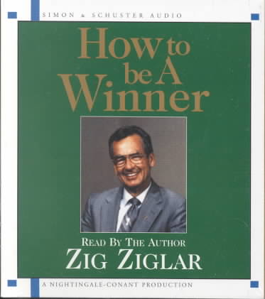 How to Be a Winner (CD-Audio)