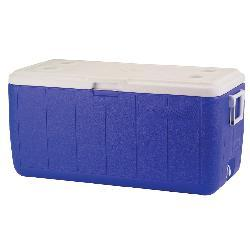 Coleman 100-quart Blue Insulated Camping and Food Storage Cooler