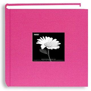 Pioneer 200-Pocket Pink Photo Album (Pack of 2)