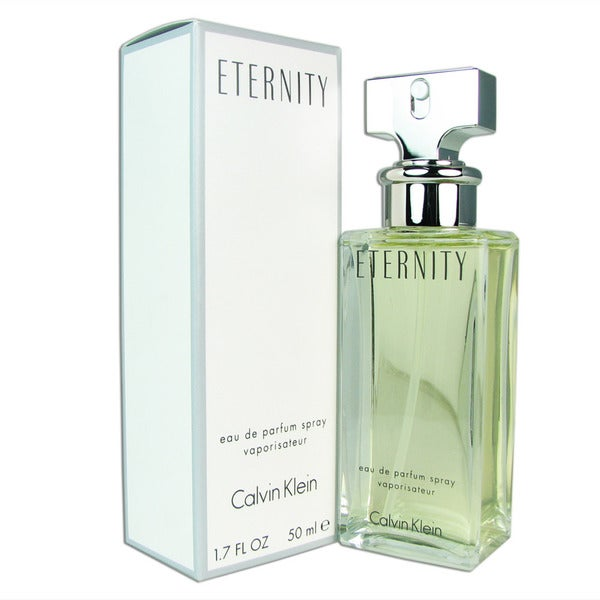Calvin Klein Eternity Women's 1.7-ounce Eau de Parfum Spray