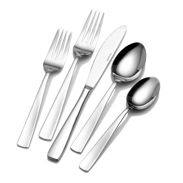 International Silver Satin Danford 53-piece Flatware Set