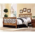Dunhill King-size Bed and Frame