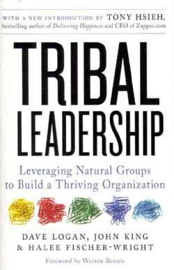 Tribal Leadership: Leveraging Natural Groups to Build a Thriving Organization (Paperback)