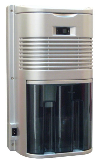 Mini Dehumidifier with UV Light and TiO2 Mesh