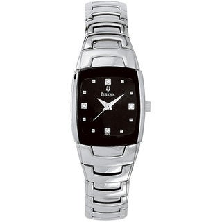 Bulova Women's Diamond Watch