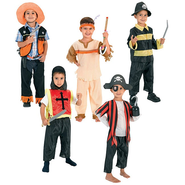 Hero Adventure Dress Up Trunk Play Set