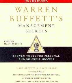 Warren Buffett's Management Secrets: Proven Tools for Personal and Business Success (CD-Audio)