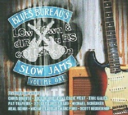 Various - Blues Bureau's Low Down and Dirty Blues Collection: Slow Jams Vol 1