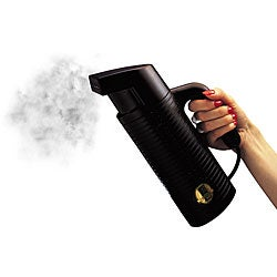 Jiffy 0601 Black ESTEAM Handheld Travel Steamer