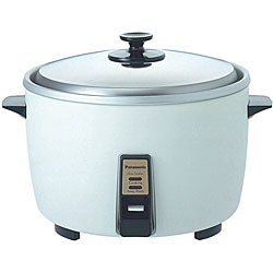 Panasonic SR42F2 23-cup Silver Rice Cooker