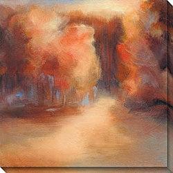 Caroline Ashton 'Daydream I' Oversized Canvas Art