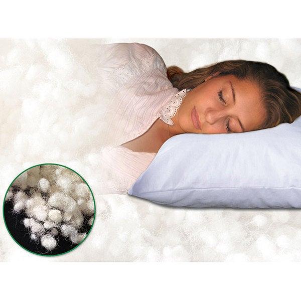 Select Luxury Eden Natural Lambswool Pillow