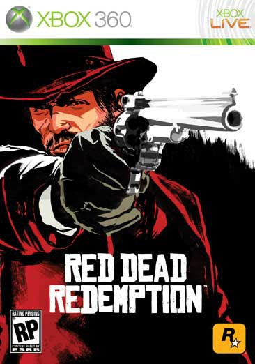 Xbox 360 - Red Dead Redemption- By Rockstar Games