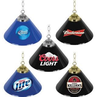 Beer Logo Hanging Light Bar Lamp (14 inches)