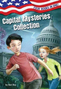 Capital Mysteries Collection (Paperback)