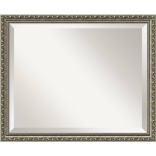 Parisian Silver Medium Wall Mirror