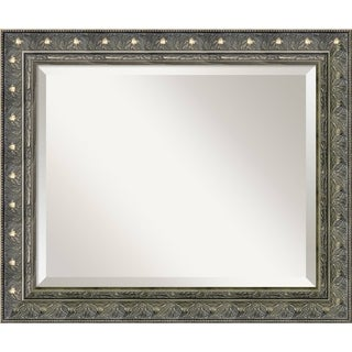 Barcelona Champagne Gold Medium Wall Mirror