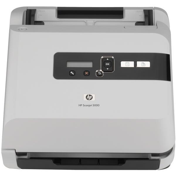HP Scanjet 5000 Sheetfed Scanner